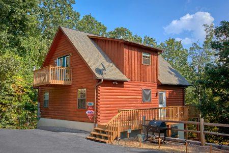 Smokeys Dream Views: 3 Bedroom Sevierville Cabin Rental