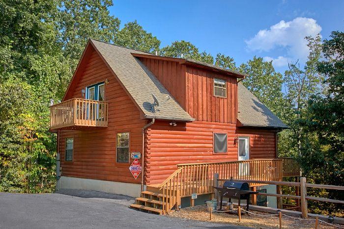 A Ruff Life Cabin Rental Photo