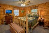 3 Bedroom Cabin with Private Queen Bedroom