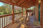 Rustic Pigeon Forge Cabin in the Smokies