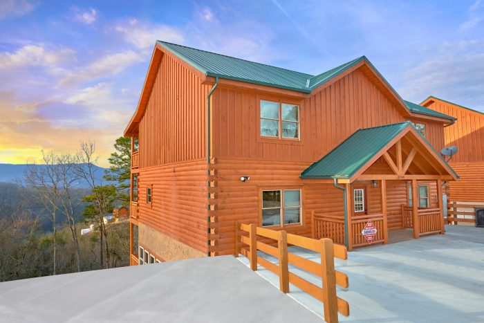 A Smoky Mountain Dream Cabin Rental Photo