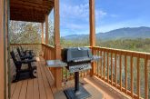 5 bedroom cabin with hot tub, grill and Views