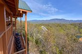 5 Bedroom cabin overlooking Ober Gatlinburg