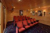 5 bedroom Gatlinburg Cabin with Theater Room
