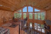 Rustic cabin with Poker Table and Game room