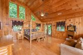 Rustic cabin with Loft Master Suite and King bed