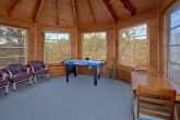 Air Hockey Table 5 Bedroom Cabin Sleeps 12