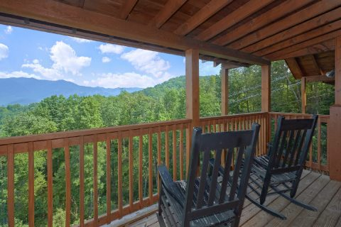 Premium cabin with Views of Gatlinburg - A View From Above