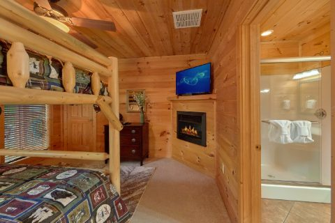 A View From Above Luxury Smoky Mountain Cabin Rental