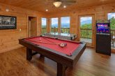Premium 5 bedroom cabin with Pool Table