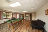 3 bedroom vacation rental with game room