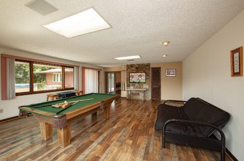 3 bedroom vacation rental with game room - A View of Paradise