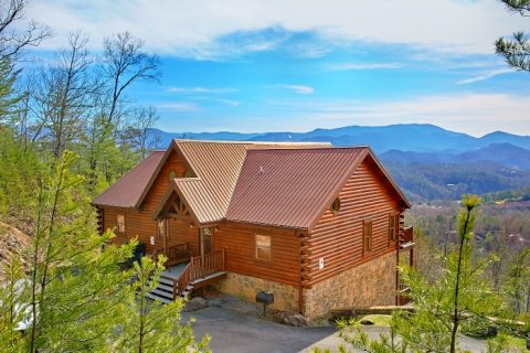 Featured Property Photo - Above The Smokies