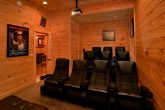 Luxury 5 Bedroom Cabin with Home Theater