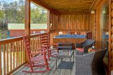 Luxury Cabin with Hot Tub and Rockers