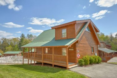 Blackberry Ridge Resort Cabin Rentals   Pigeon Forge Tennessee