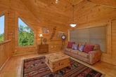 4 bedroom Cabin loft with sleeper sofa