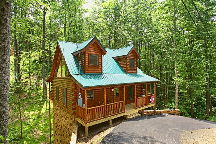 Adler's Ridge Cabin Rental Photo