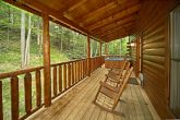Cabin with Back Deck in Gatlinburg