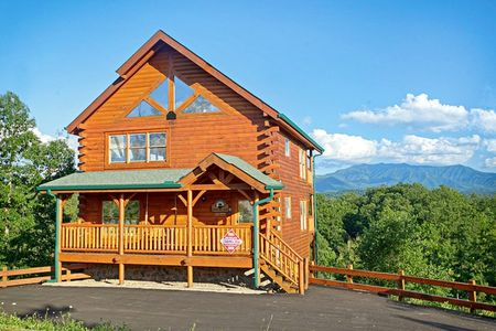 Up to Nut'n: 3 Bedroom Pigeon Forge Cabin Rental