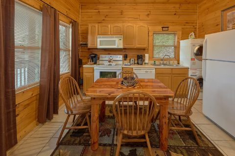 Gulf View Resort 1 Bedroom 2 Bath Cabin Sleeps 4 - All About Us