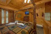 Gulf View Resort 1 Bedroom 2 Bath Cabin Sleeps 4