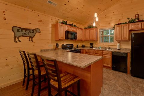 3 Bedroom Cabin Near Pigeon Forge Sleeps 10 - Almost Paradise