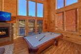 Pool Table Game Room