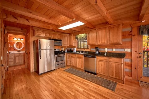 Premium 2 Bedroom Cabin with fully kitchen - Altitude Adjustment