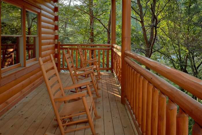 Luxury 6 Bedroom Cabin with Mountain View - Amazing Grace