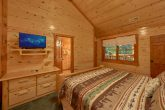 King Bedroom with Flatscreen TV