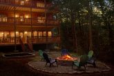 6 Bedroom Luxury Cabin with Fire Pit