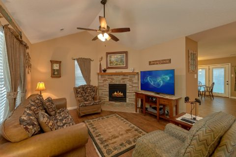 Pigeon Forge 2 Bedroom Vacation Home - Amazing Grace II
