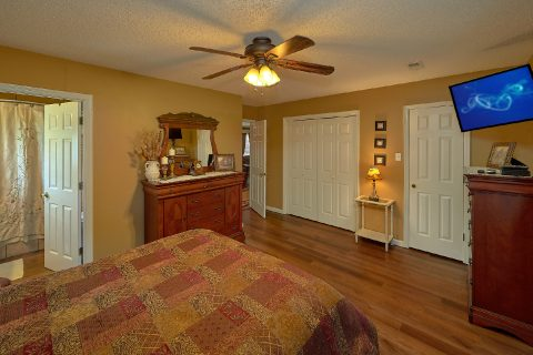2 Bedroom Vacation with Large Master Suite - Amazing Grace II