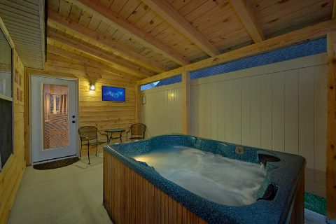 Private Hot Tub 2 Bedroom Sleeps 6 - Amazing Grace II