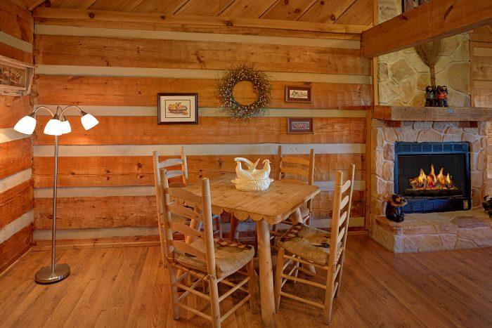Gatlinburg 1 Bedroom Cabin Sleeps 6 - Amazing Sunset