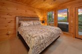 Master Bedroom with Private Deck and Hot Tub