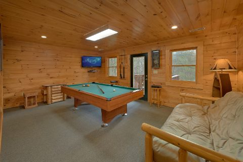 Game Room 3 Bedroom with Pool Table - American Honey