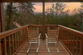 Gatlinburg Cabin with Rocking Chairs 3 Bedroom