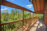 Cabin with Beautiful Wooded Views