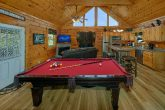 Premium Pigeon Forge Cabin with Pool Table