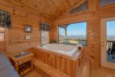 Jacuzzi Tub with Views 1 Bedroom Cabin
