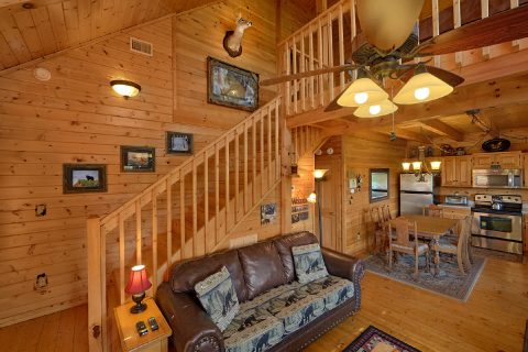 Premium 2 Bedroom Cabin with Luxurious Furniture - Angel's Landing