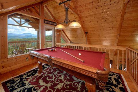 Quot Angel S Landing Quot 2 Bedroom Mountain View Cabin In Gatlinburg