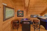 Cabin with Game Room, Pool Table and arcade