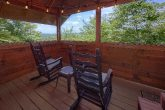 1 bedroom cabin with hot tub and private deck