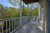 3 Bedroom Cabin with Deck and Rocking Chairs