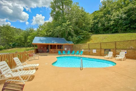 Arrowhead Resort 6 Bedroom Cabin Sleeps 14 - Arrowhead View Lodge
