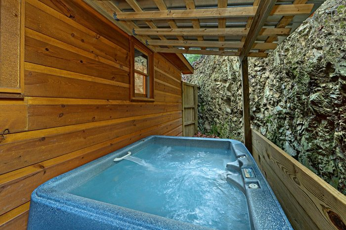 Cabin with Hot Tub - At Trails End