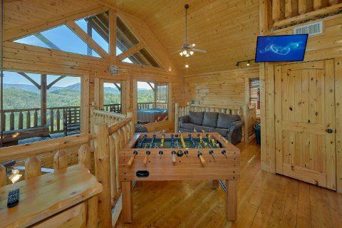 Game Room Loft - Aurora